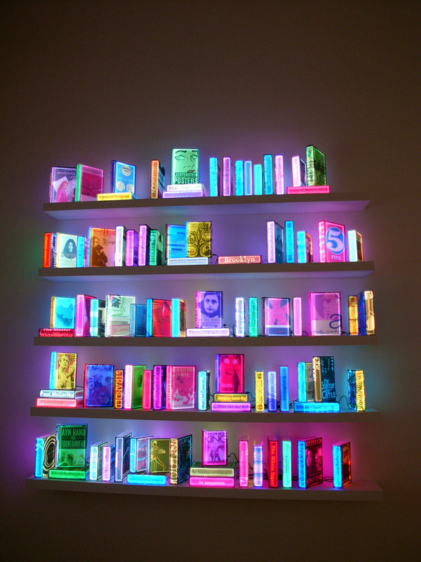 w-lighting-books